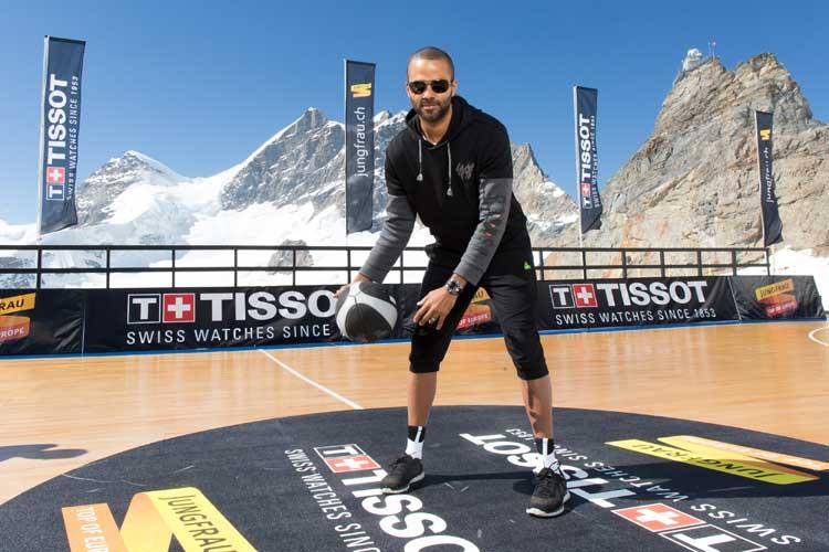 Tony Parket y Tissot. Jungfrau. Tu Gran Viaje