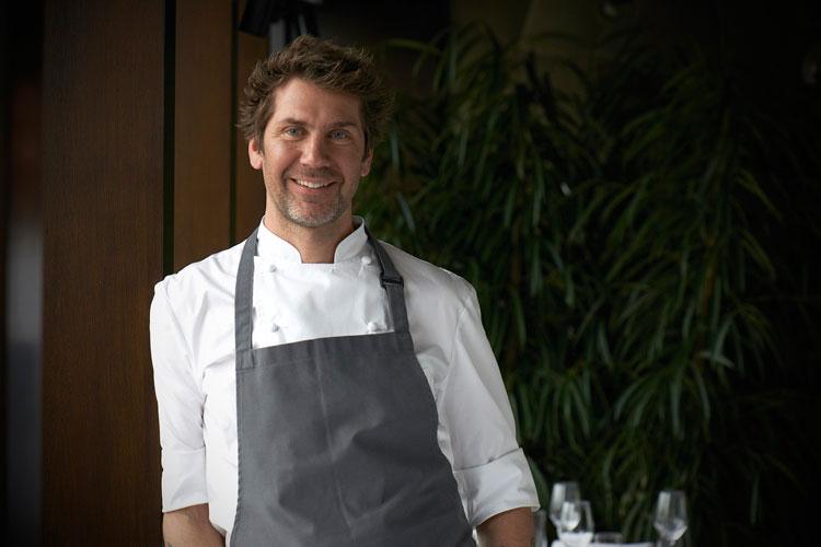 Chef Mehmet Gurs. San Sebastián Gastronomika 16
