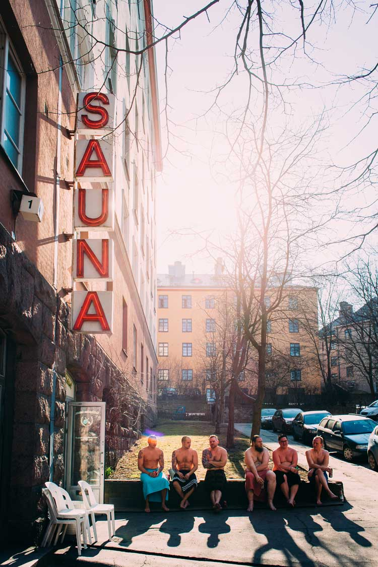 Finnish Sauna Festival | Sauna Day Helsinki Tu Gran Viaje