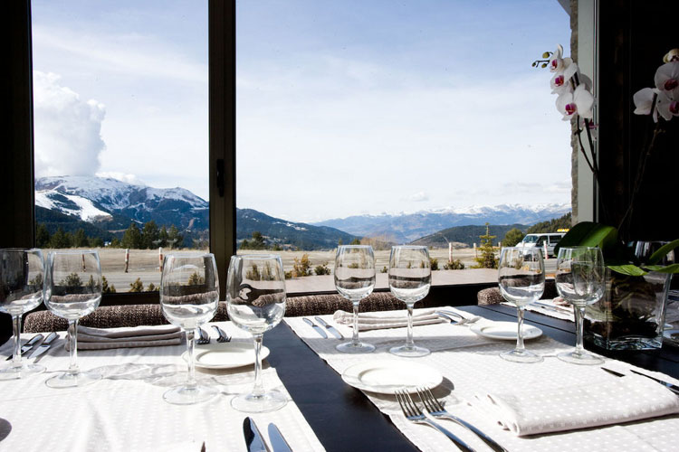 Restaurante del Sercotel Spa La Collada. Noticias de Turismo en Tu Gran Viaje