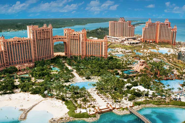 The Coral Towers. Atlantis Paradise. Bahamas. Noticias de turismo en Tu Gran Viaje