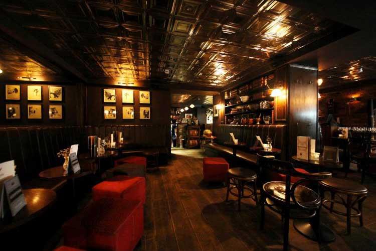 Cócteles en el Nightjar, el East End de Londres en Tu Gran Viaje