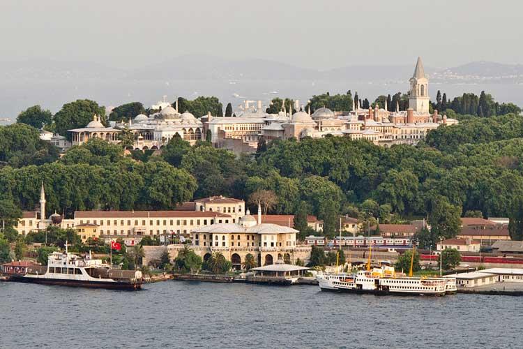 El palacio Topkapi. Toda la información para tu Gran Viaje barato a Estambul