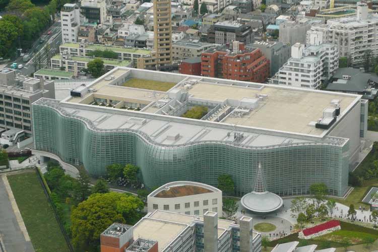 The National Art Centre, Tokyo. El triángulo del arte de Tokio en Tu Gran Viaje