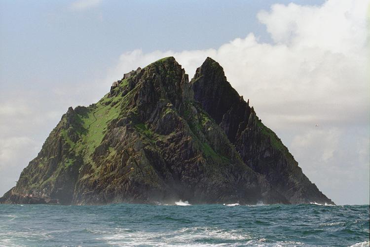 Los escenarios de Star Wars en Irlanda. Tu Gran Viaje