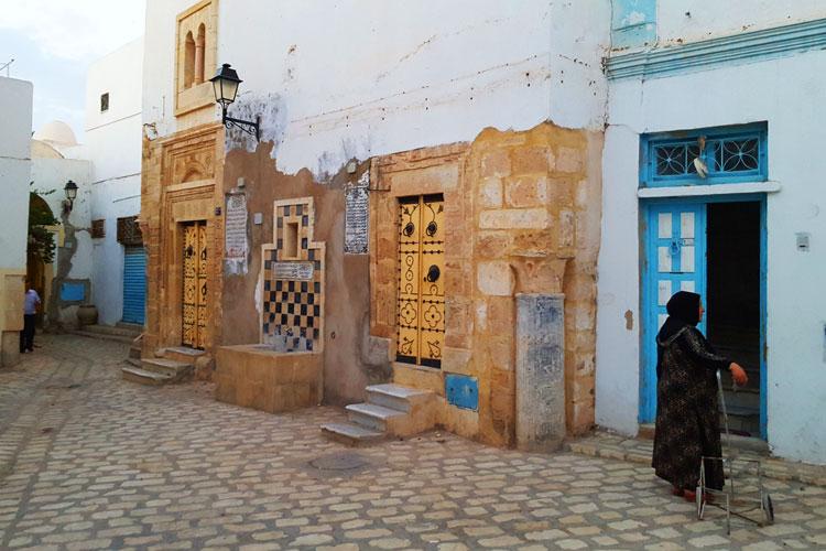 Las medinas de Túnez en Tu Gran viaje. Medina de Susa. © Tu Gran Viaje