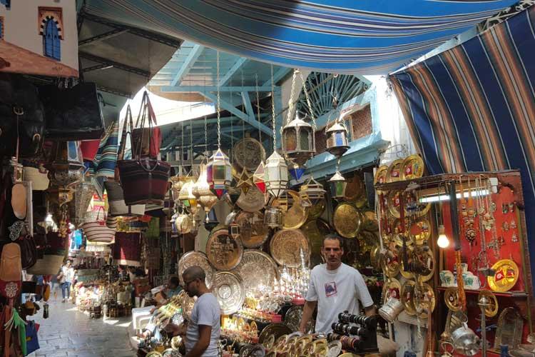 Medina de Túnez. Las medinas de Túnez en Tu gran Viaje