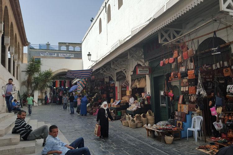Medina de Túnez. Las medinas de Túnez, en Tu Gran Viaje