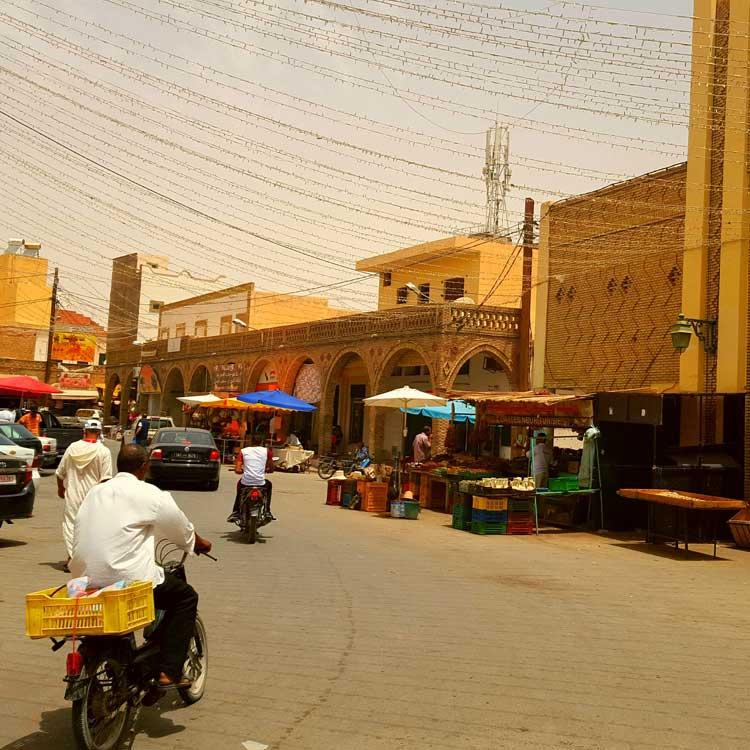 Mercado de Tozeur. © Tu Gran Viaje. Las medinas de túnez en Tu Gran Viaje