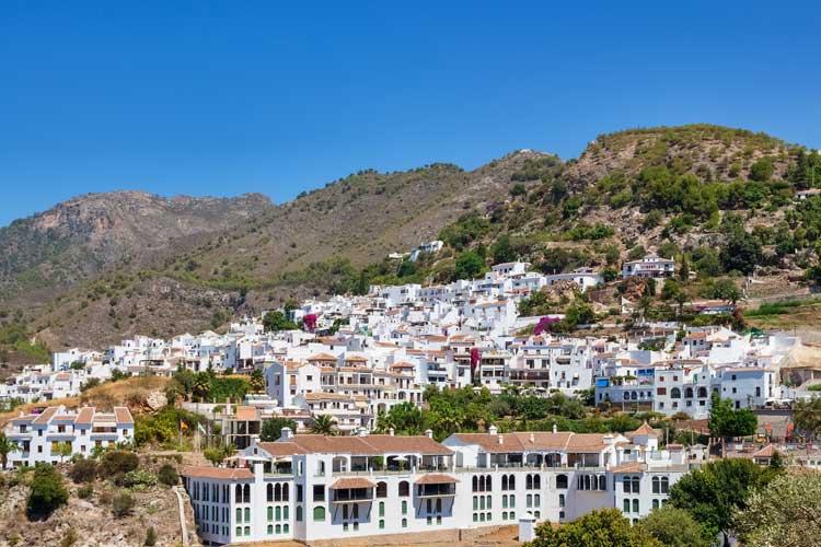 Frigiliana, Málaga. siete maravillas rurales toprural 2016