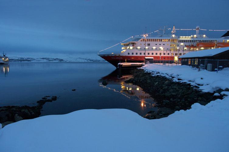 Navidad con Hurtigruten. Tu Gran Viaje