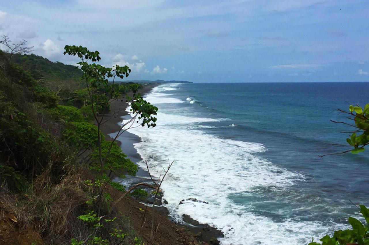El Océano Pacífico. Tu Gran Viaje a Costa Rica.