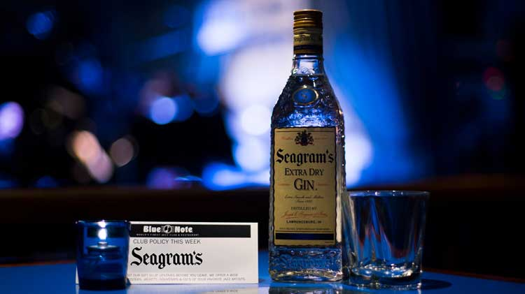 Blue Note. Seagram´s New York Hotel at Only YOU