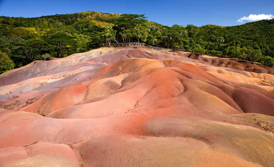 Tierra de los Siete Colores, isla Mauricio. tu Gran Viaje revista de viajes y turismo