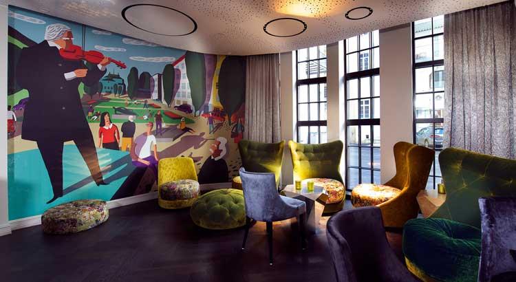 Oleana Hotel de Bergen