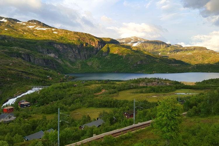 Lago Reinunga. © Tu Gran Viaje. Norway in a nutshell