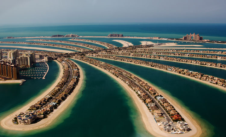 The Palm, Dubai. Tu Gran Viaje. Revista de viajes y turismo