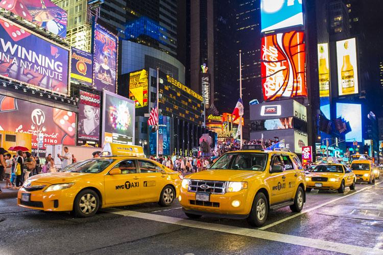 Nueva York Low cost en tu Gran viaje. Foto © Shutterstock