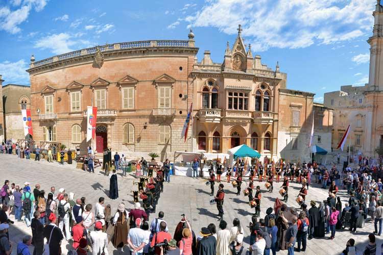 Festival Medieval de Mdina Malta 2017 en Tu Gran Viaje