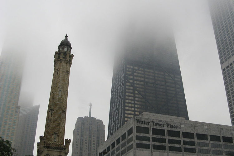 Water Tower, Chicago. Los depósitos de agua más famosos del mundo en Tu Gran Viaje