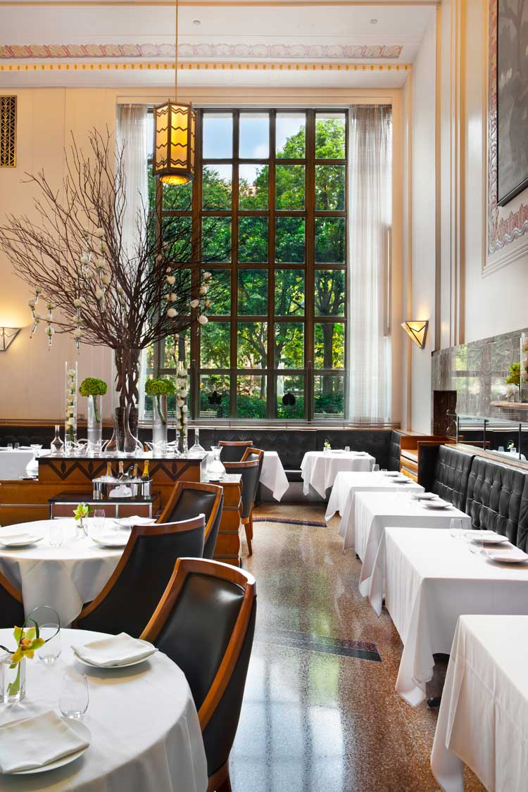 Eleven Madison Park, el mejor restaurante del mundo