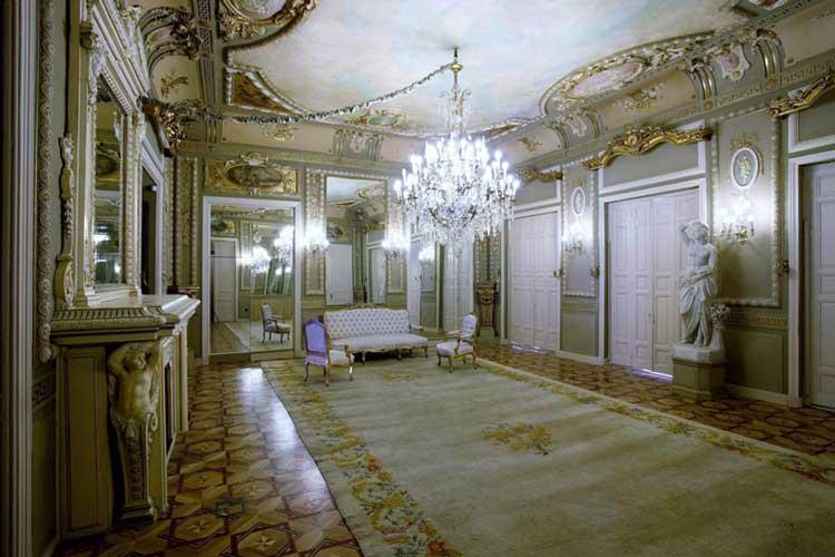 Palacio del Marqués de Villafranca, Madrid. Tu Gran Viaje