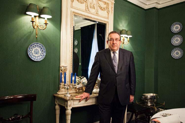 Carmelo Pérez, mejor maitre