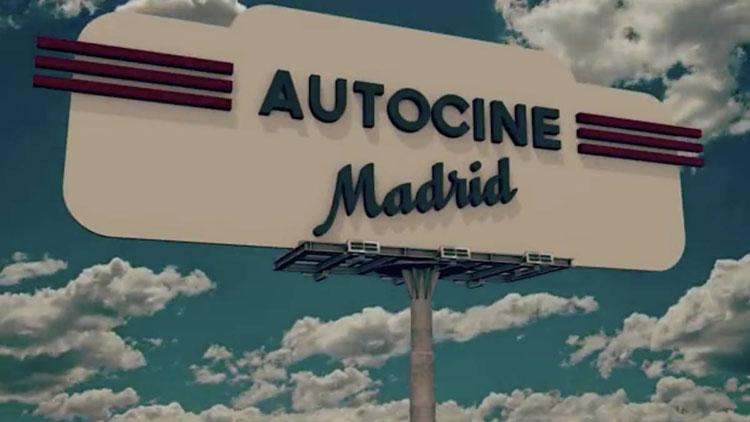 Autocine Madrid. Viajar Semana santa 2017 Madrid en Tu Gran Viaje