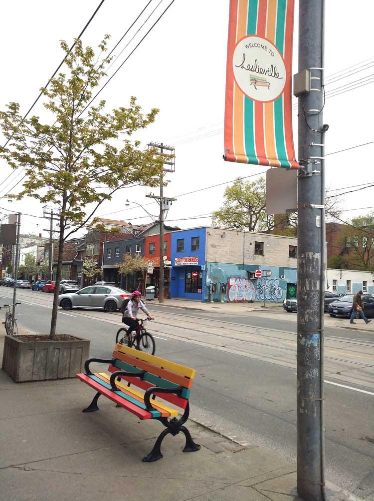 Leslieville. Otros barrios de Toronto en Tu Gran Viaje