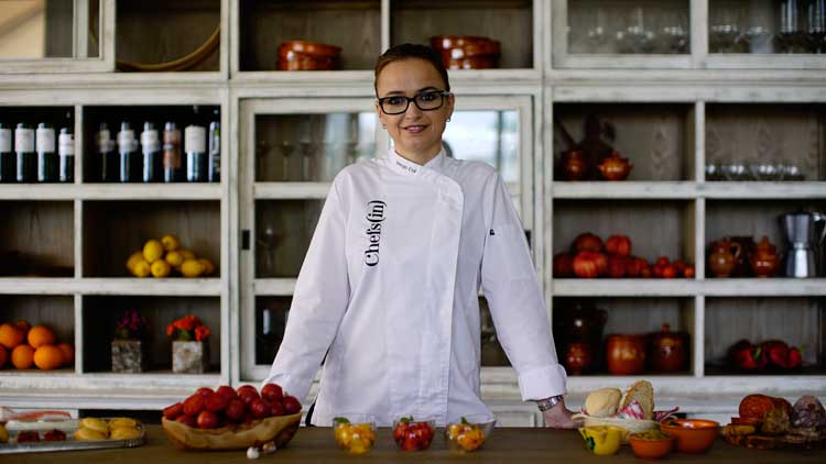 Marga Coll, una de las participantes en The Chefs Experience del Hotel ME Ibiza | Tu Gran Viaje. Revista de Turismo