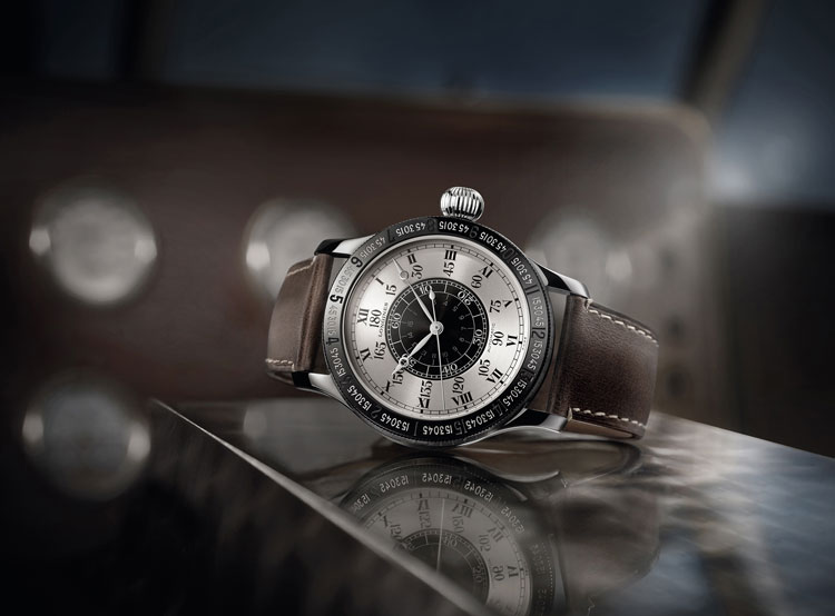 The Lindbergh Hour Angle Watch 90th Anniversary | El Reloj de Lindbergh