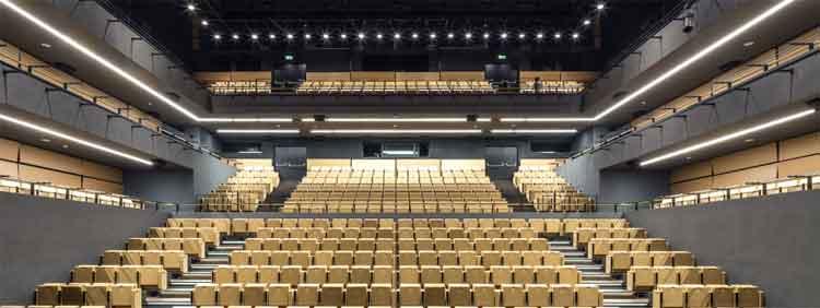 Auditorio del ICE Krakow | Cracovia, capital del Comité del Patrimonio Mundial en julio. Tu Gran Viaje