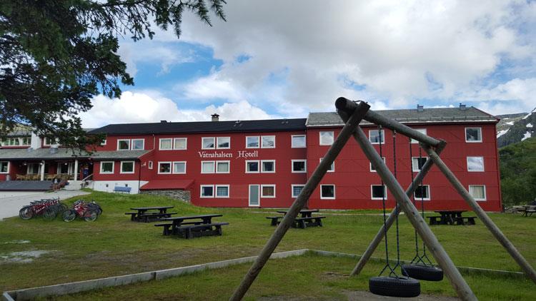Vatnahalsen Høyfjellshotell. © Tu Gran Viaje | Norway in a Nutshell. Viajar a Noruega con Tu Gran Viaje