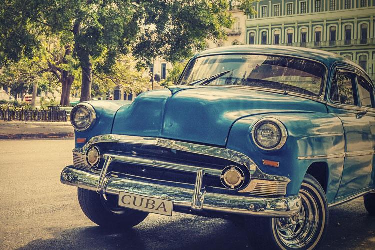 Almendrones de La Habana. Tu Gran Viaje a La Habana