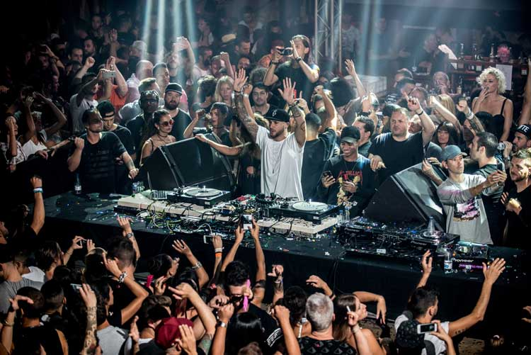 Discoteca Amnesia. Cool Ibiza en Tu Gran Viaje