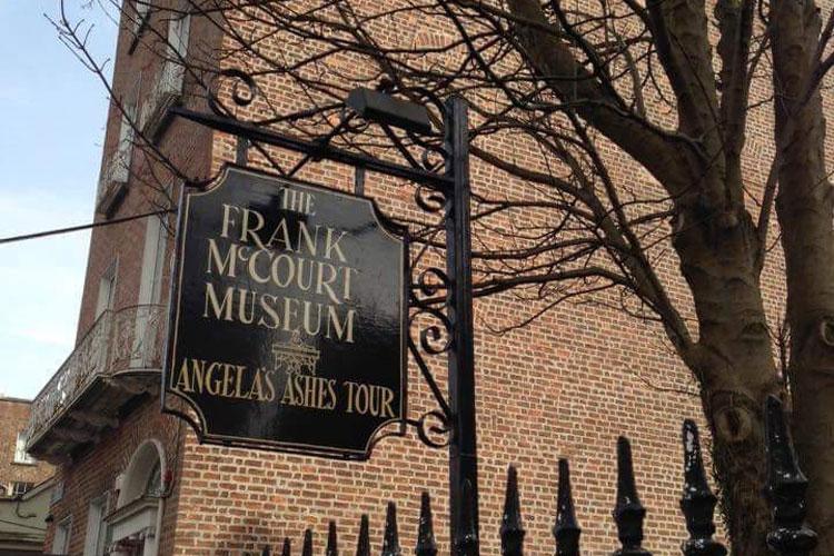 Frank McCourt Museum, Limerick | Viajar a Limerick. Tu Gran Viaje revista de viajes y turismo