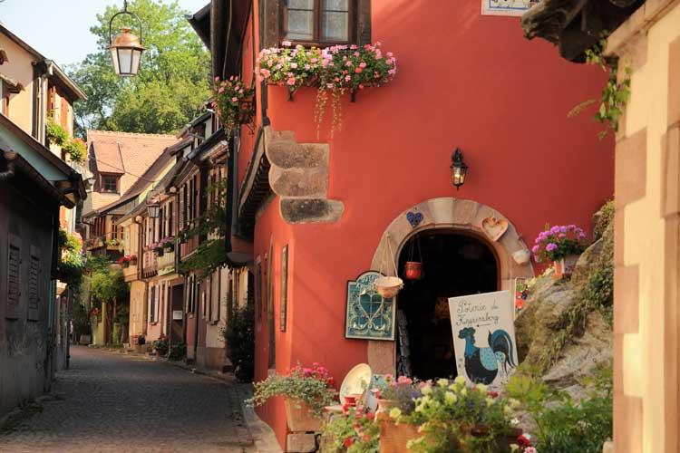 © Tourisme Valle de Kaysersberg | El pueblo más bonito de Francia, en Tu Gran Viaje