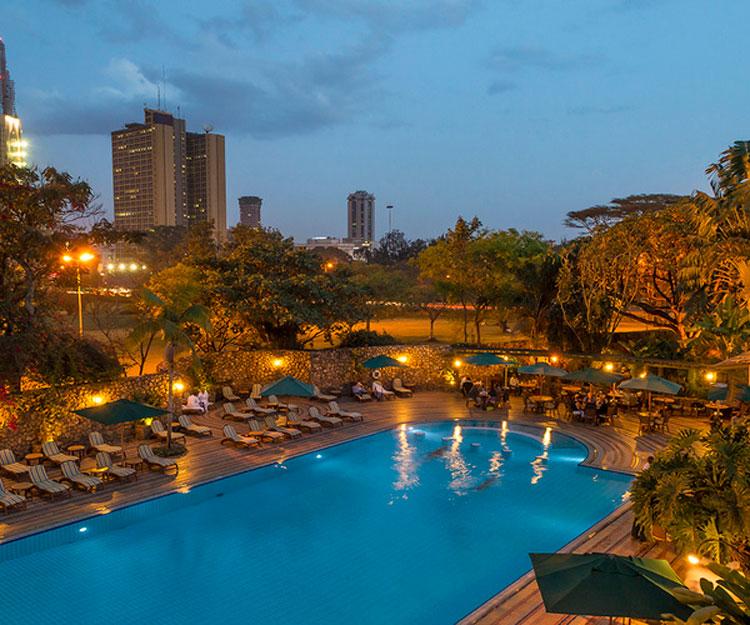 Nairobi Serena Hotel. Tu Gran Viaje memorias de áfrica