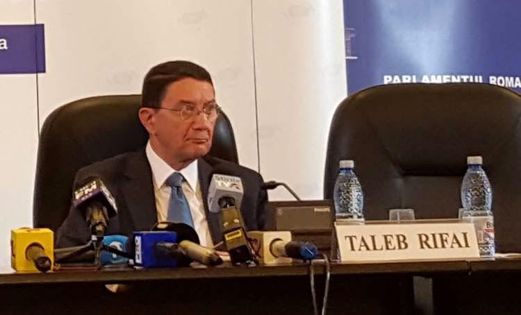 Día Internacional del Turismo 2017 | Taleb Rifai, Secretario General de la OMT © Tu Gran Viaje