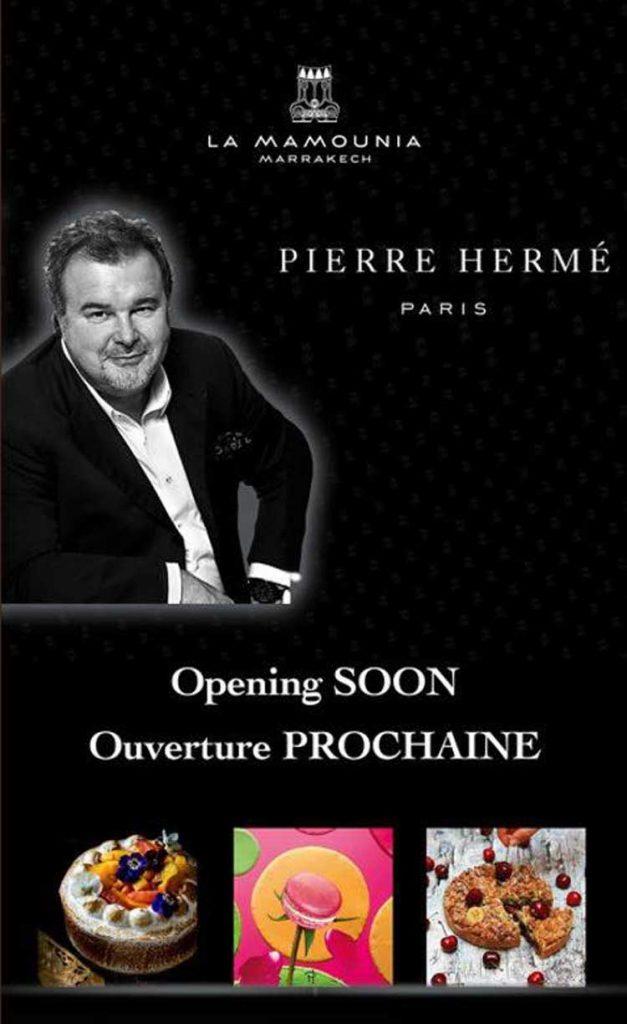 Pierre Hermé llega a La Mamounia | Tu Gran Viaje revista de viajes y turismo