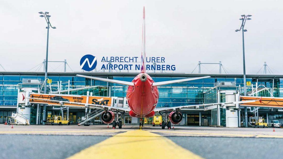 Vuelos al aeropuerto de Nuremberg | Tu Gran Viaje TGV Lab