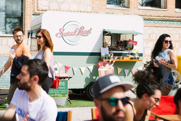 Food trucks en el Mercado de Diseño #FunnyTech | Tu Gran Viaje revista de viajes y turismo