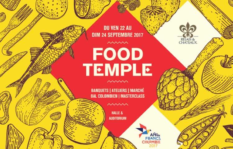 Food Temple Paris. Fiesta de la Gastronomía de Francia 2017 | Revista Tu Gran Viaje