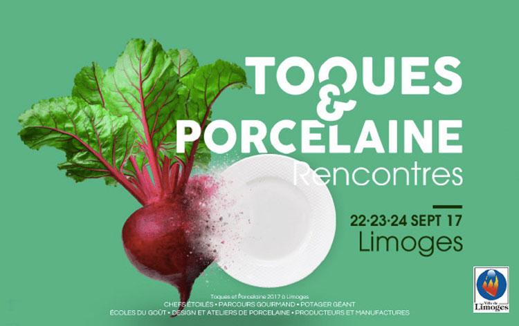 Toques & Porcelaine Limoges. Fiesta de la Gastronomía de Francia 2017 | Revista Tu Gran Viaje