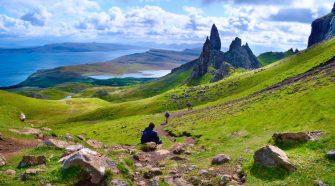 La rotunda naturaleza de Escocia | Revista Tu Gran Viaje editada por TGV Lab