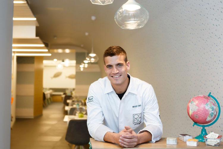Miguel Cobo. Muestra Internacional de Cocidos con Historia de Burgos | Revista Tu Gran Viaje editada por TGV Lab