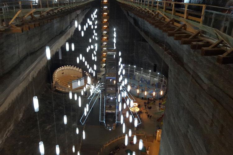 Visitar la salina Turda de Rumanía | Tu Gran Viaje revista de viajes y turismo editada por TGV Lab
