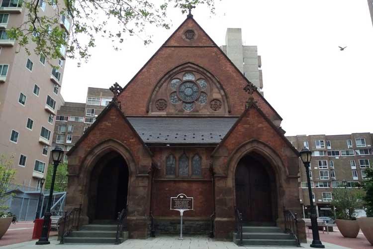 La capilla del Buen Pastor. Visitar Roosevelt Island | Revista Tu Gran Viaje