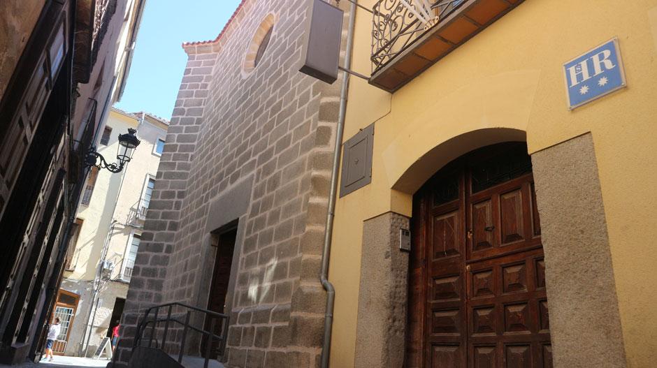 Visitar la judería de Ávila | Descubre Sefarad | TGV Lab by Tu Gran Viaje | © Clemente Corona | Red de Juderías de España - Caminos de Sefarad