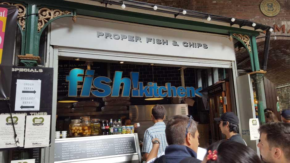 La mejor street food de Londres | Revista Tu Gran Viaje